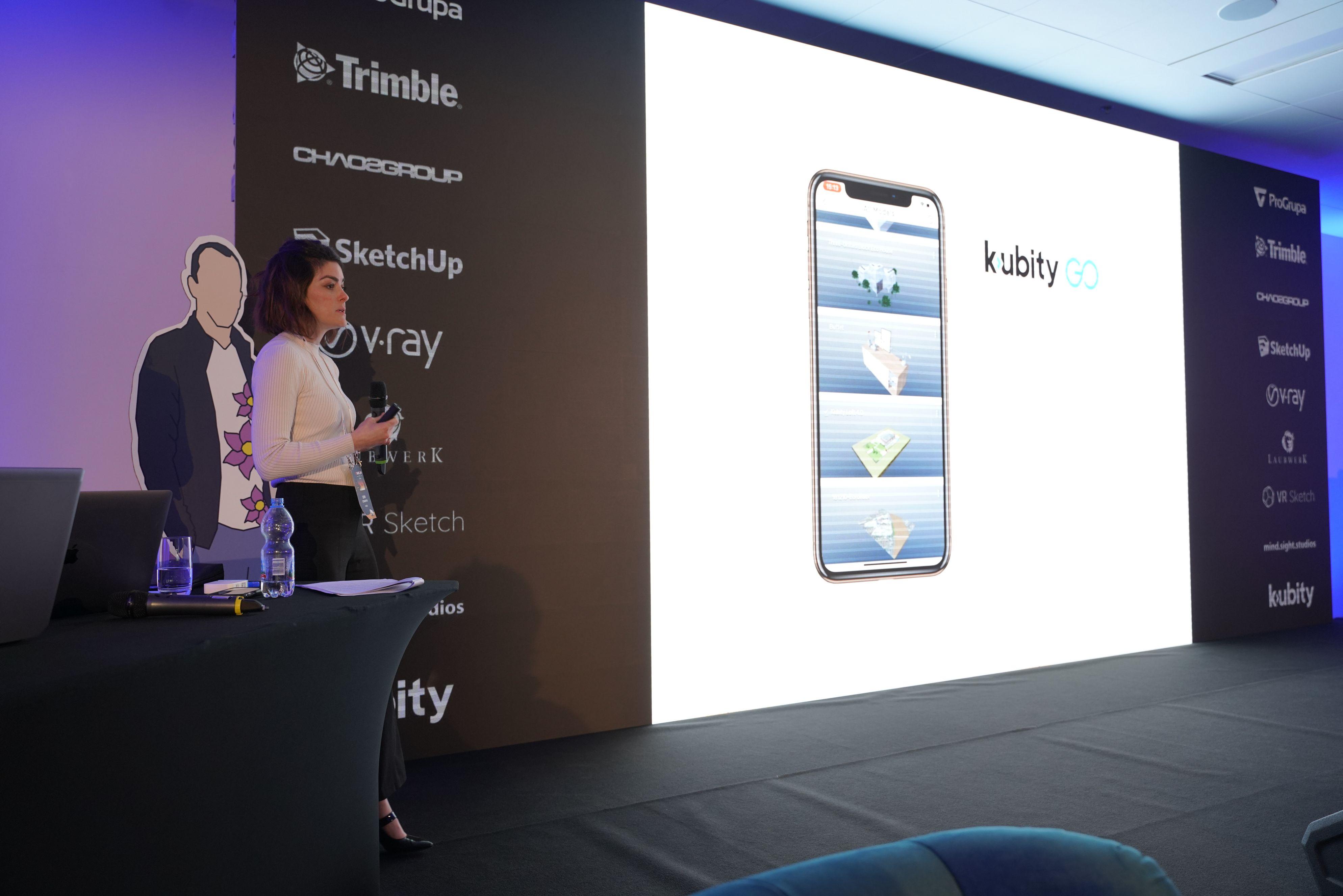 Narzędzia Kubity dostępne są na każdym urządzeniu mobilnym.