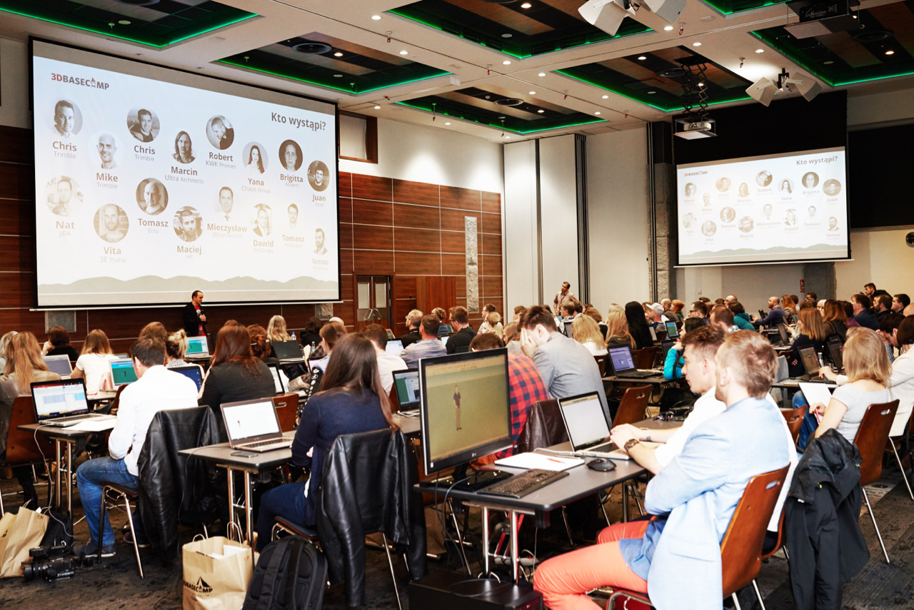 Podczas konferencji gościliśmy wielu uznanych specjalistów z kraju i ze świata