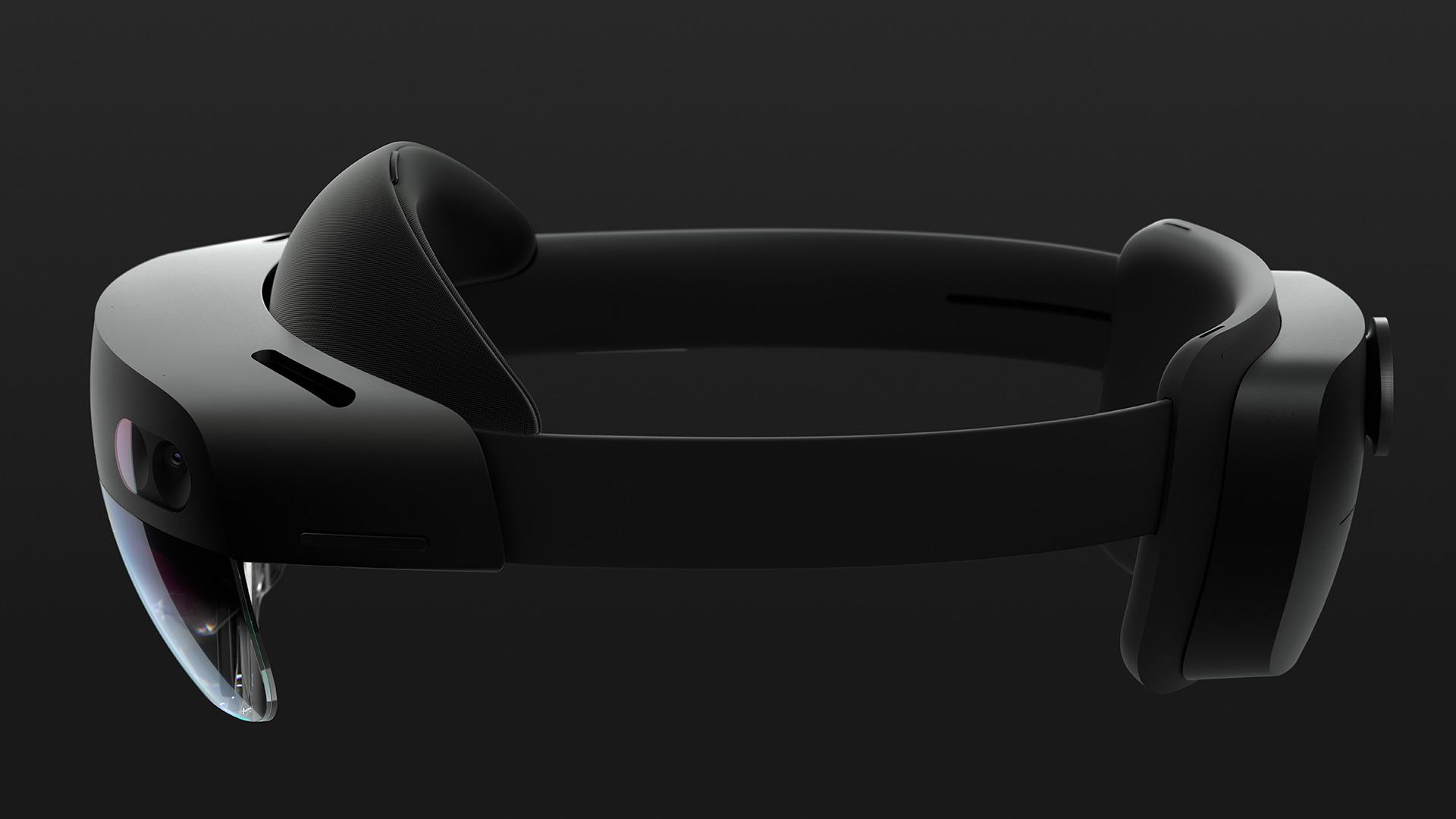 Okulary Microsoft HoloLens 2 (źródło: Microsoft)