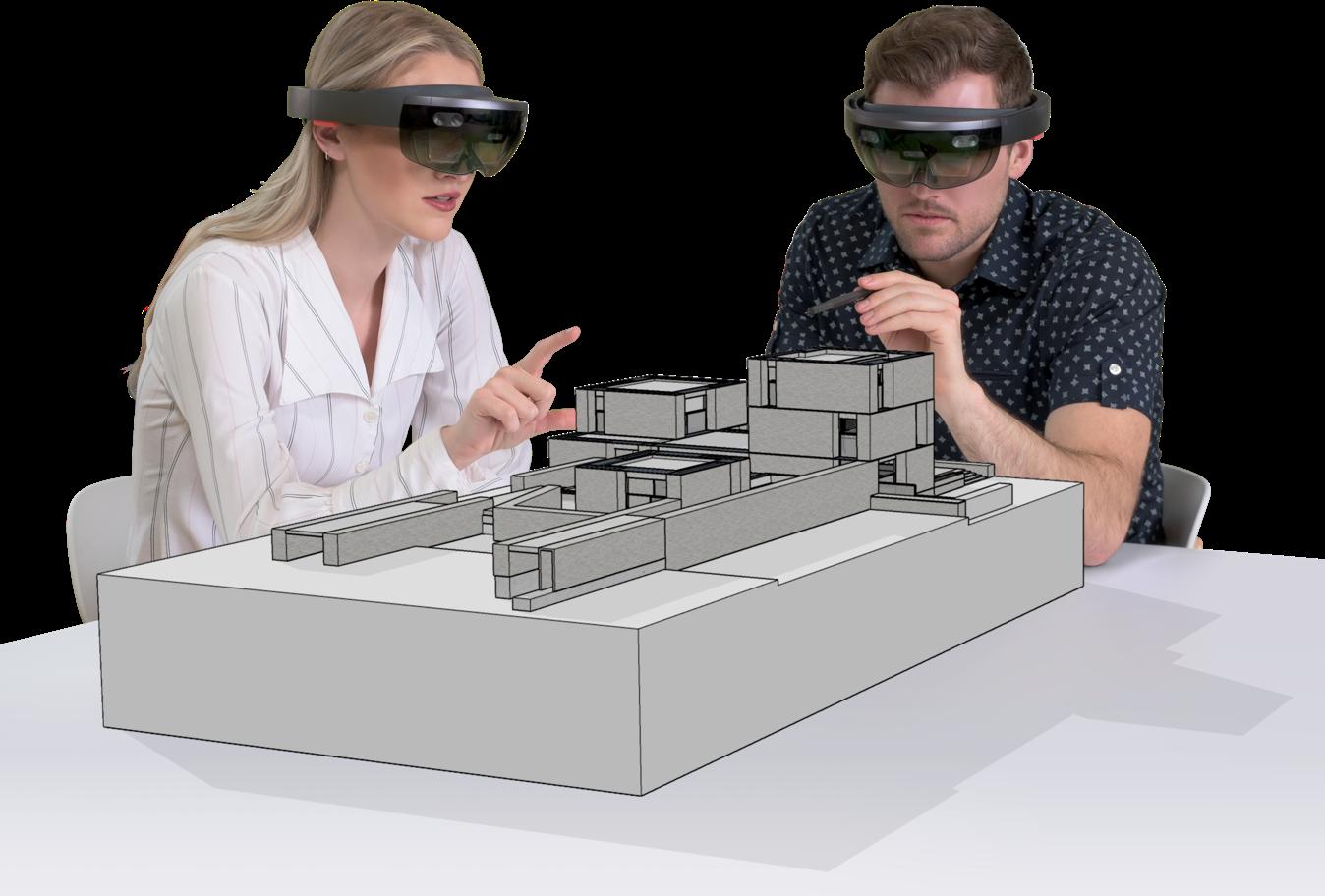 SketchUp Viewer jest kompatybilny z wiodącymi urządzeniami AR/VR/MR