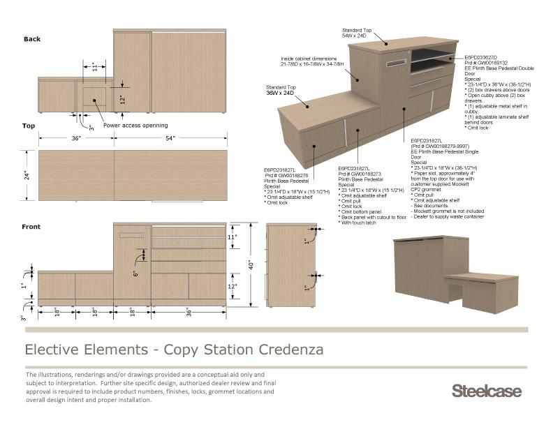"""""""Symbol"""" - dokumentacja dla produktów firmy Steelcase."""