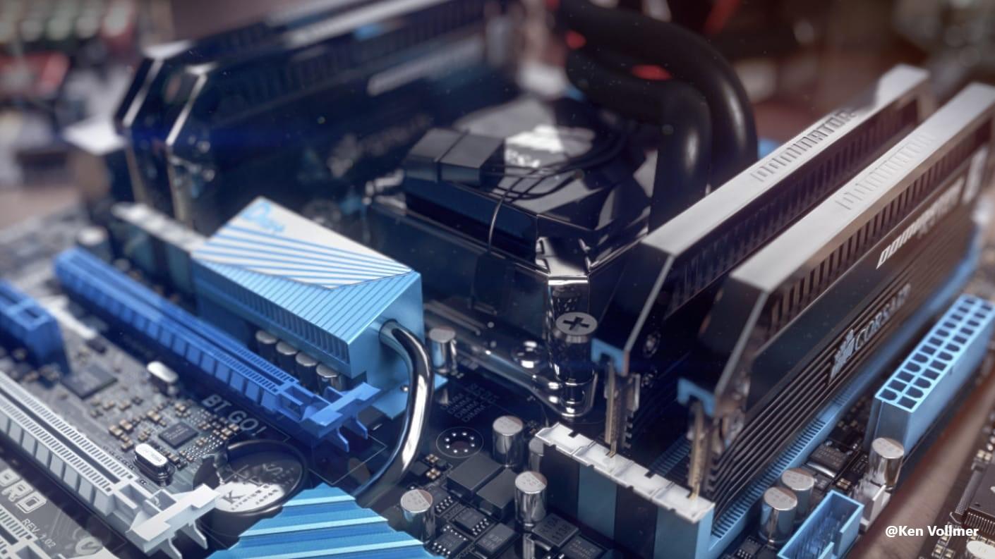 Minimalna ilość pamięci RAM komputera jest zależna od pracy jaką będziemy wykonywać.