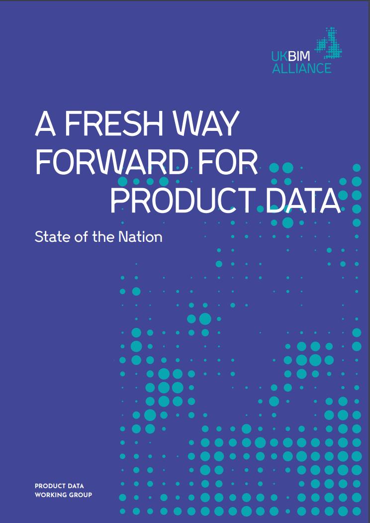 Przygotowany przez UK BIM Alliance raport to merytoryczny poradnik dotyczący wykorzystania danych produktowych