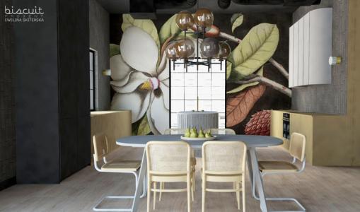 Projekt ,,Loft Art Deco''